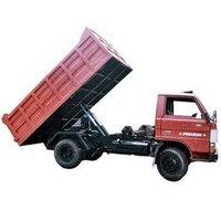 Hydraulic Tipper Truck