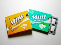 Sugar Free Mints With Blister Card