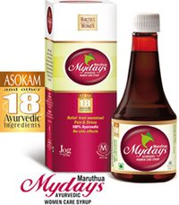 Mydays Ayurvedic Women Care Syrup