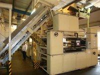 Vertical Cut Sheet Dough Laminating Machine