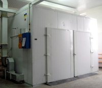 Convection Cabinet Drying Chamber For 200 Trays