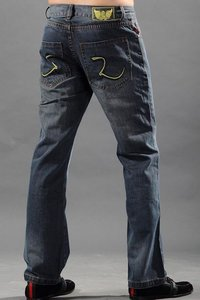 Back Pocket Jeans