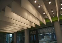 Baffle Ceiling System