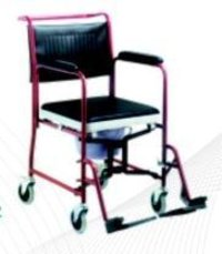 Invalid Wheel Chair (Commode)
