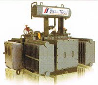 Distribution Oil-Filed Transformer With Off-Circuit Tap Swith