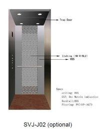 Home Elevator With Geared Machine