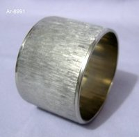 Nickel Napkin Ring