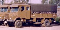 Troop Load Carriers