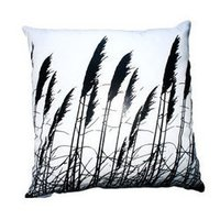 White Background Cushion Covers