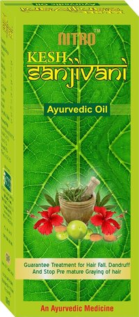 Kesh Sanjivani Ayurvedic Hair Oil