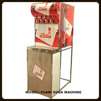 Plain Soda Machine (Model PSM-2)