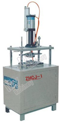 Paper Box (Dish) Forming Machine