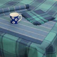 Check Table Cloths