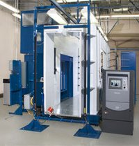 Powder Coating System (Excel 3000)