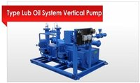 Lubricating Oil System Vertical Pump