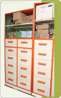 Heavy Duty Tools Cabinet For Spares