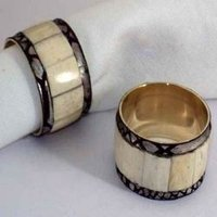 Bone Napkin Ring