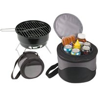 BBQ Grill With Cooler Bag