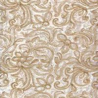 Parsi Embroidery Fabric