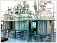 Ointment / Cream /Gel/ Toothpasste Mfg Plant