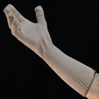 Full Sleeve Cotton Knitted Hand Gloves