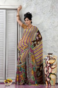 Fruits Collection - Plum Sarees