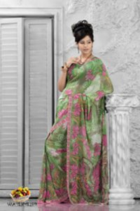 Fruits Collection - Watermelon Sarees