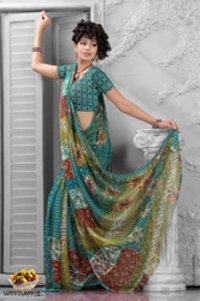 Fruits Collection - Woodapple Sarees