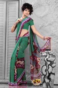 Fruits Collection - Pomogranet Sarees