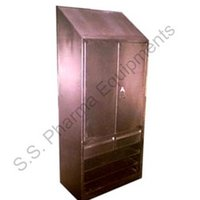 SS Apron Cabinet
