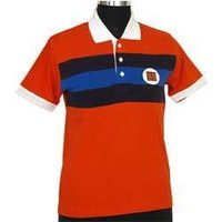 Kids Polo Shirt With Cut & Sew