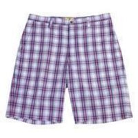 Mens Yarn Dyed Cargo Shorts