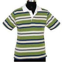 Kids Autostriper Polo T-Shirt