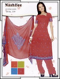 Silk Salwar Kameez
