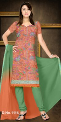 Banarsi Silk Heavy Designer Work Suit