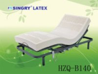 Latex Mattress With Electric Adjustable Beds