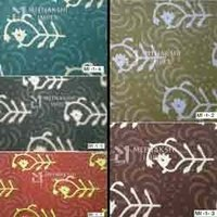 Hot Discharge Hand Block Print Fabrics