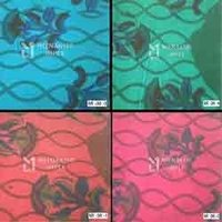 Hot Discharge Hand Block Print Curtain Fabrics