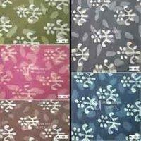 Bagru Dabu Hand Block Print Bed Sheet Fabrics