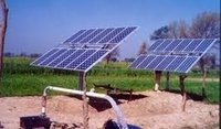 Solar Power Water Pumping System