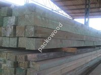 Treated Wooden Timber