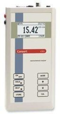 Portable Ph Meter