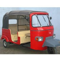 Auto Rickshaw (Three Wheeler 4 Stroke)