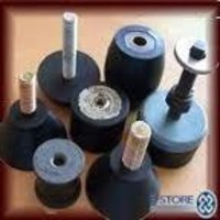 Metal To Rubber Bonded Components