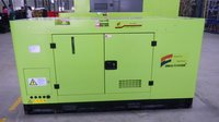 Super Silent Type Diesel Generator Set (50Hz/60Hz)