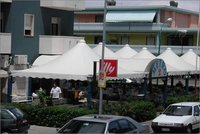 Restaurants Tent (Airone Max)