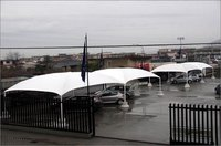 Elegant Car Parking Tent (Cicogna)