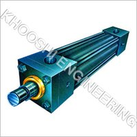 Industrial Tie Rod Type Hydraulic Cylinder