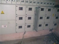 Electrical Manual Synchronizing Panel