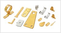 Customized Brass Sheet Metal Parts
